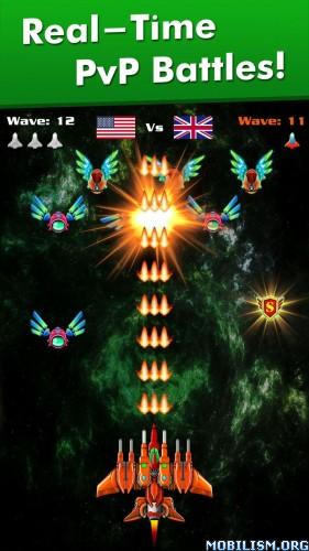 dmFUQ6CB7F - Galaxy Attack: Alien Shooter v31.8 (Mod Money)