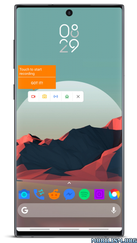 dmHLX0BC9S - AZ Screen Recorder - Video Recorder v5.8.11 [Premium] [Mod Extra]