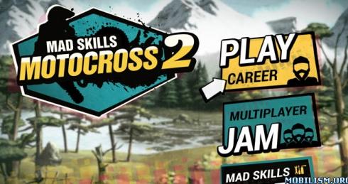 dmVSFF2Q27 490x259 - Mad Skills Motocross 2 v2.25.3232 [Mod]