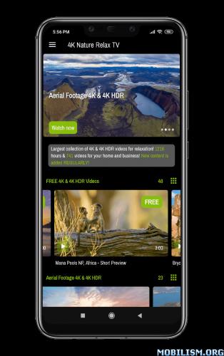 dmVWT9L8L6 - 4K Nature Relax TV v1.5.64.96 [Subscribed]