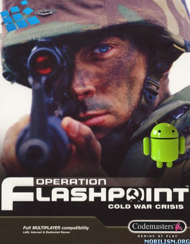 dmZBFJ - Operation Flashpoint Cold War Crisis GOLD On Android - EXAGEAR v3.02