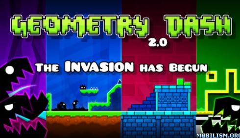 Geometry Dash v2.021 [Unlocked]