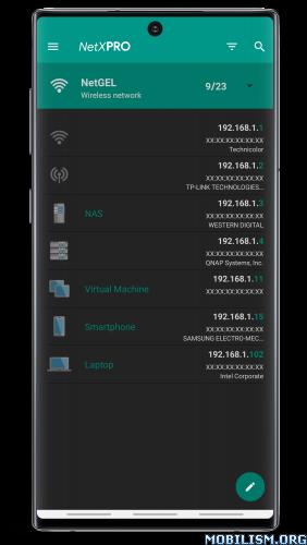 dmJ12H - NetX Network Tools PRO v8.3.0.0 [Paid]