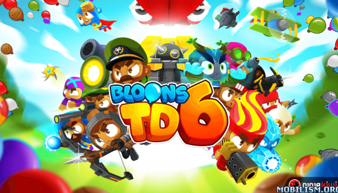 Bloons TD 6 v23.2 [Paid] [SAP]