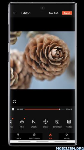dm5FIQBY1P - VideoShow - Video Editor, Video Maker v9.2.0rc [Mod Extra]