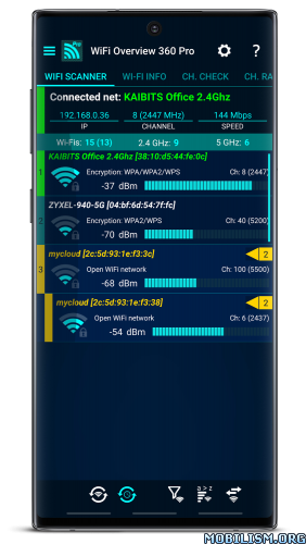 WiFi Overview 360 Pro v4.66.04 [Paid]