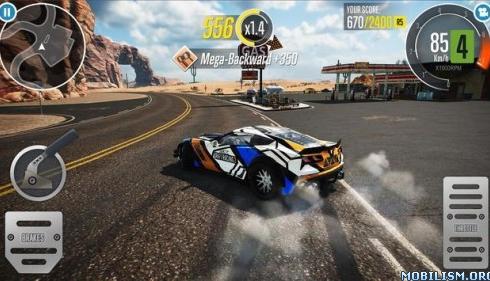 CarX Drift Racing 2 v1.13.0 (Mod Money)