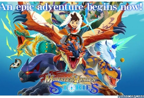 dmQEL5N4W2 490x335 - Monster Hunter Stories v1.0.3 [Paid Patch+Mod]
