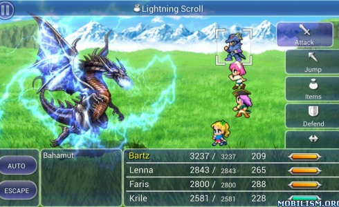 dmUBRF 490x300 - Final Fantasy V v1.2.5 [Paid Patched]