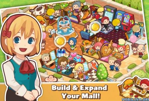 dmXHJ1 490x333 - Happy Mall Story: Sim Game v1.6.0E (Unlimited Gems)