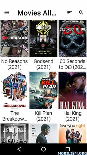 VuduHD Movie v32.20.2 [Mobile] [Ad-Free] Mod]