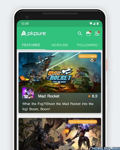 dmP44NMYX2 - APKPure Mobile AppStore v3.17.18 build 3171811 [Mod]