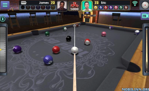 3D Pool Ball v2.2.3.3 [Mod]