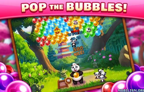Panda Pop - Bubble Shooter v10.7.000 [Mod]