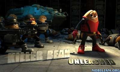 Killer Bean Unleashed v3.60 (Free Shopping)