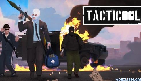 Tacticool - online shooter 5 на 5 v0.944