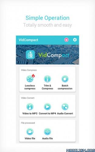 Video Compressor Mp3 Converter v3.6.4 (VIP)