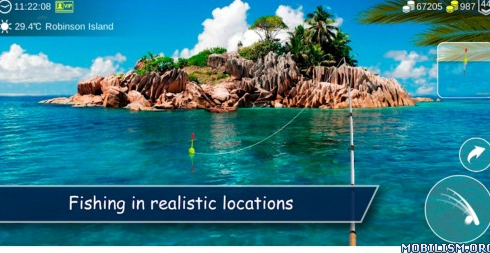 My Fishing World - Realistic fishing v1.14.94 [Mod]