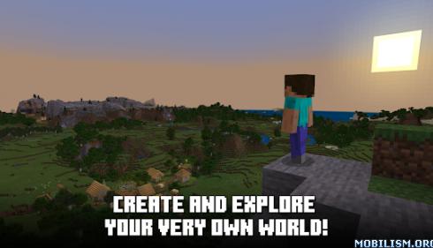 Minecraft PE v1.17.30.04 [Paid]